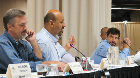 View The Chicago Board Meeting July 2015 Album